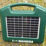 イノシシが出たらソーラー電気柵で獣害対策を!