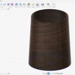🌳植木鉢を作るために無料の3D−CADを使ってみた。