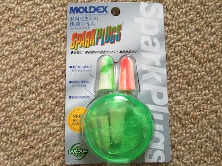 MOLDEXのsperk plugs写真