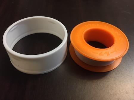 シールテープの写真