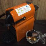 カプセルで簡単にコーヒーができるネスプレッソ
