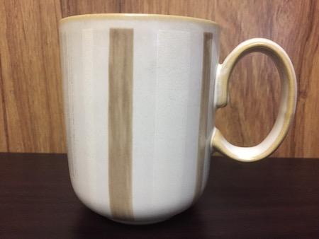 デンビーのカップ写真