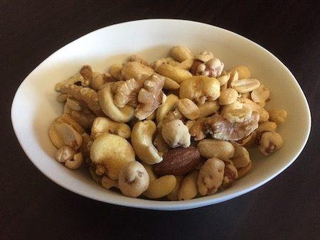 ナッツの種類と栽培を調べてみた。