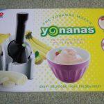 🍌冷凍果実とヨナナスでナチュラルスイーツ!