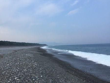 御浜町の海写真