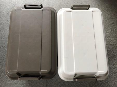 バイオプラスチックケースの写真