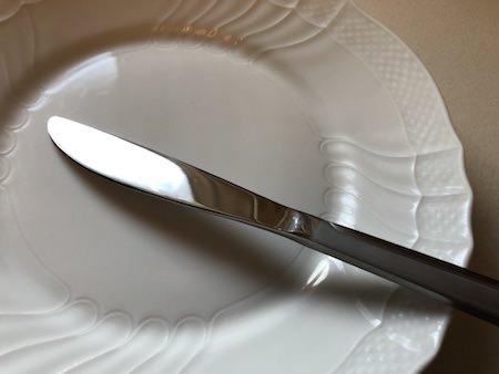 ナイフの写真