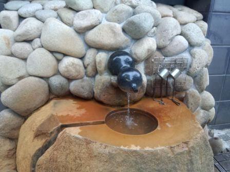 有馬温泉の湯の写真