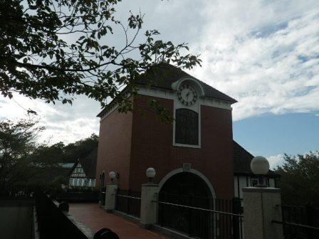 神戸布引ハーブ園のロープウェイ写真の建物写真2