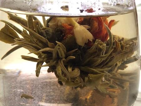 工芸茶 百合花藍(ユリカラン)の写真4
